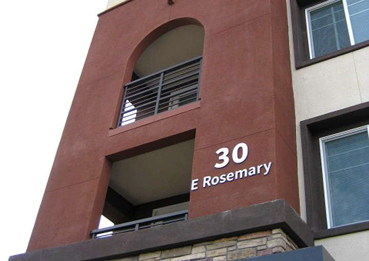 1st and Rosemary Family and Senior Apartments
